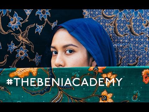More Than Meets The Eye ft. SHARINA SHAHRIN || BENI ACADEMY