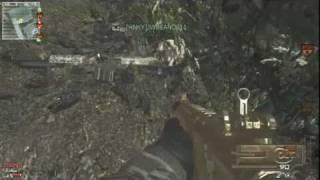 MW3 Spinning C4 Glitch
