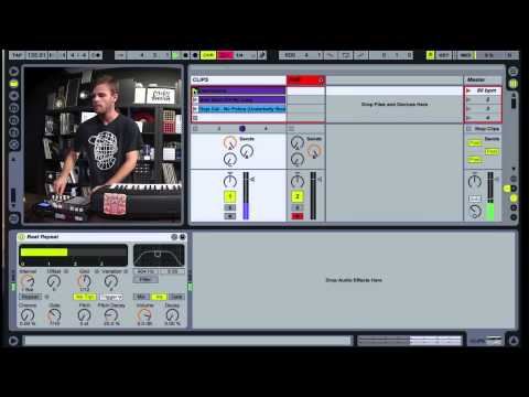 Creative Live Looping Techniques In Ableton