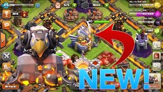 "Clash of Clans - ""NEW"" DEFENSE ""Eagle Artillery"" Gameplay IS IT OP?"
