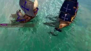 Age of Empires 3; Akt 1; Lizzie die Piratin