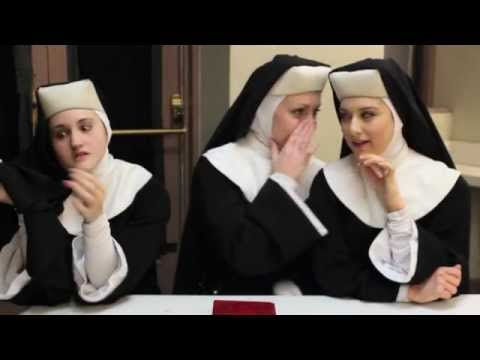 Mean Nuns- Sister Act First National Tour