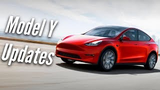 Tesla Updates the Model Y!