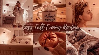 COSY FALL EVENING ROUTINE 2019 | Gemma Louise Miles