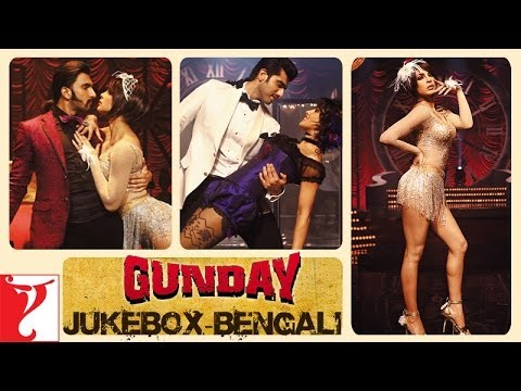 Gunday - Bengali - Audio Jukebox video
