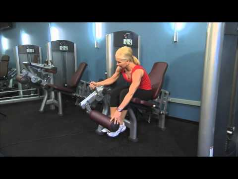 Life Fitness Signature Series Leg Extension Instructions Image 1