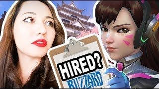 BLIZZARD HIRED ME!!!