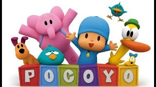 🌟MY TALKING POCOYO 😍FUNNY GAME CARTOON FOR KIDS 2019 episode #g49