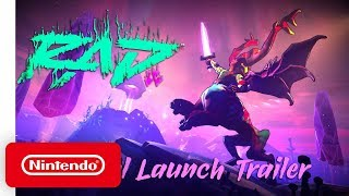 RAD - Launch Trailer - Nintendo Switch