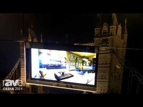 CEDIA 2014: Future Automation Showcases Custom Sliding Panel Mechanism for Covering TVs