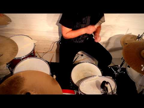 Green Day - 21 Guns - Drum Cover (1080p Full HD)