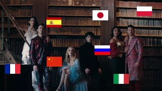 Jonas Brothers - Sucker in 7 Different Languages