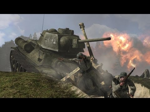 &acirc;Iron Front: Liberation 1944, Multiplayer Game Play