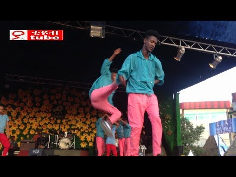 ዘማች የዳንስ ቡድን Zemach Dance Group Addis Ababa Ethiopia