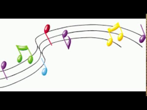 El cuento de las figuras musicales.