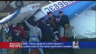 Fatal Crash Was Second Incident Involving Plane At Methuen Apartment Complex