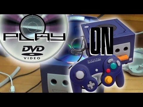 HOW TO PLAY DVDS ON YOUR GAMECUBE (REAL) ACTUALLY WORKS