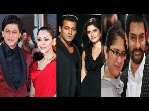 Bollywood Stars and their wifes! - EXCLUSIVE | PAGE3