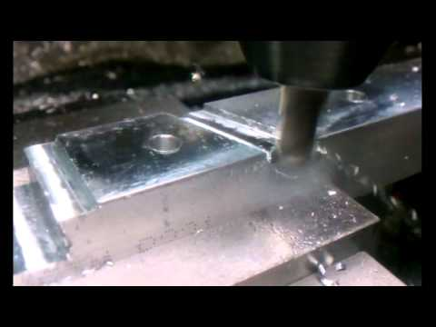 X3 CNC Mill Conversion - Cutting Parts - Adapters