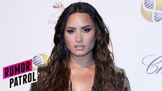 Demi Lovato Gets A New Girlfriend?!   (Rumor Patrol)