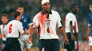 Italy vs England 1997 Highlights - Euro 2012 | FATV