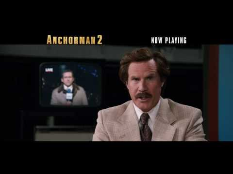 Anchorman 2: The Legend Continues -  TV Spot