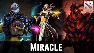 Miracle 8k MMR $1,110,000 Frankfurt Major Dota 2