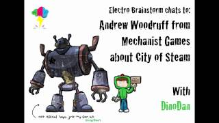 Interview With Mechanist Games about City of Steam