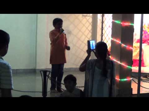 Prathamesh Katikars Geet Ramayana singing performance 2013 HD...