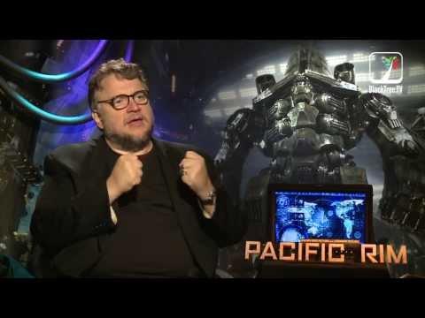 Guillermo Del Toro Talks About His Inspiration For 'Pacific Rim'