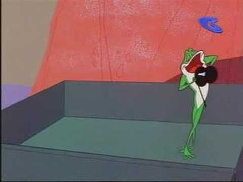 Michigan J. Frog Video