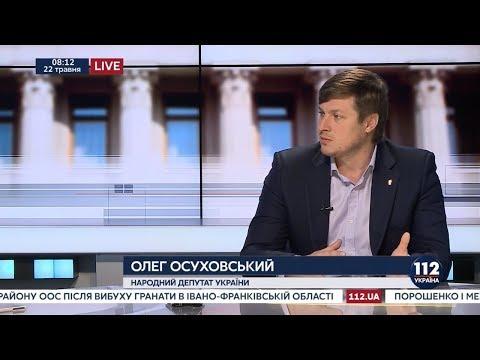 Не тільки Европа, але й Україна має прописати комплексні санкції проти Росії, ‒ Олег Осуховський