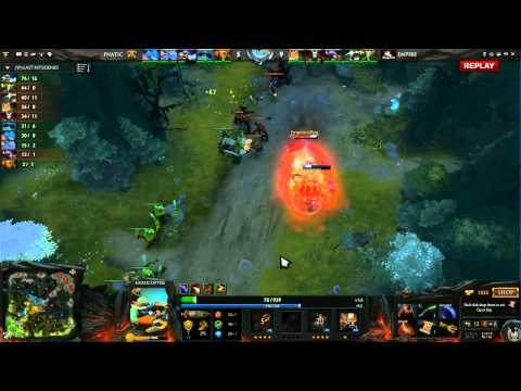 DOTA 2 SLTV S5 Finals Fnatic vs Empire Game 2