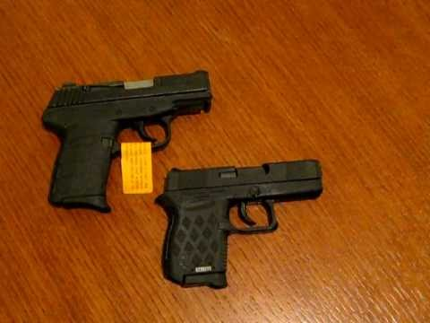 Review of Kel Tec PF9 vs Diamondback DB9