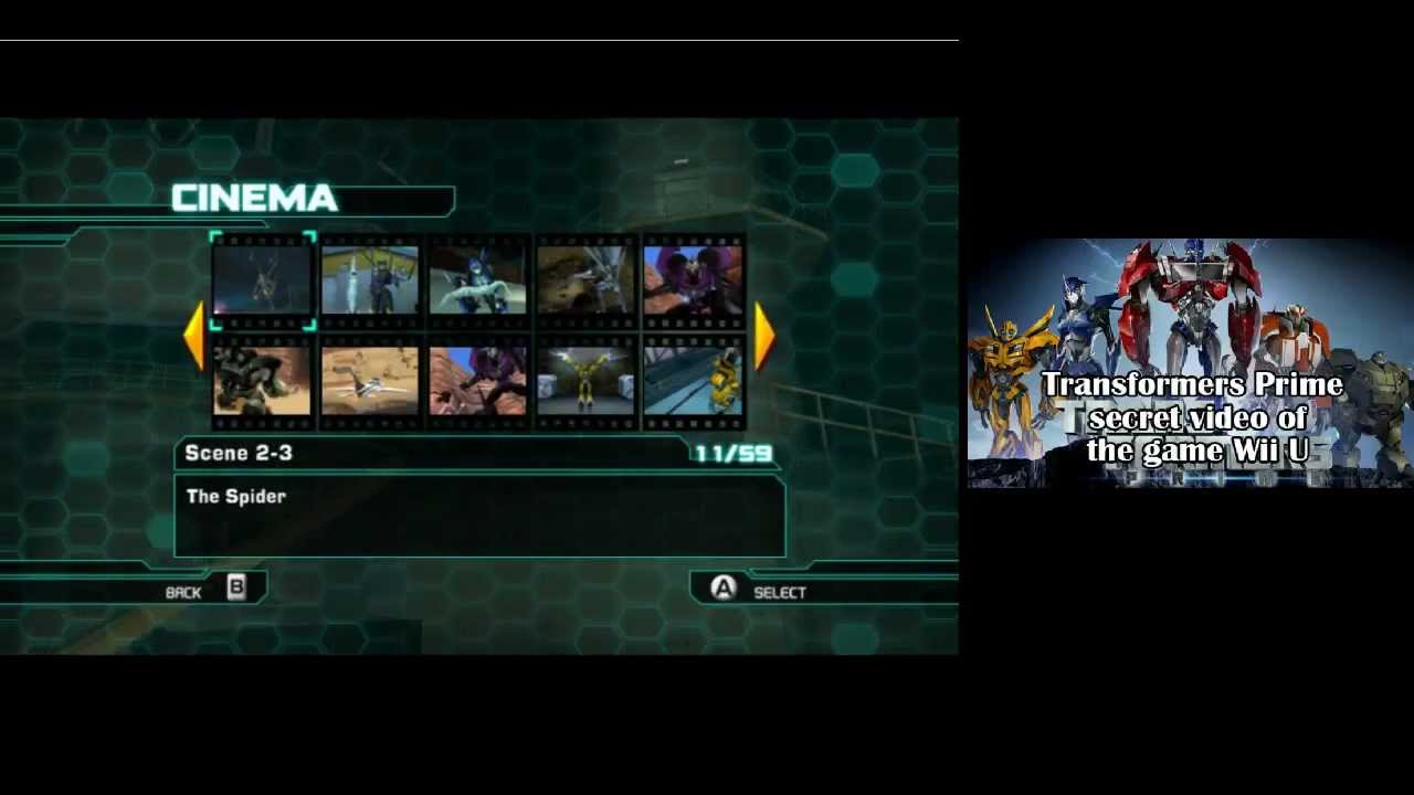 Transformers the game secret achievements not