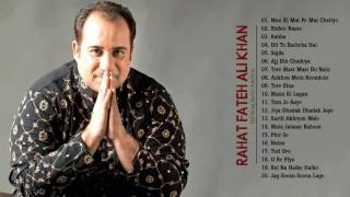 Best of Rahat Fateh Ali Khan 2016  Hindi Songs Collection  Jukebox HD