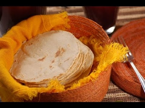 Cómo hacer tortillas de maiz  - How to make corn tortillas from scratch
