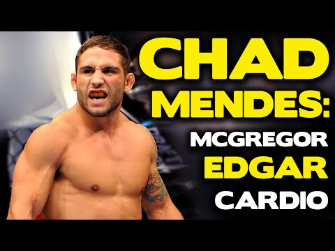 Chad Mendes on Edgar: Only Conor McGregor Nut-hangers question my conditioning