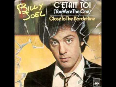 Billy Joel - Cetait Toi You Were The One