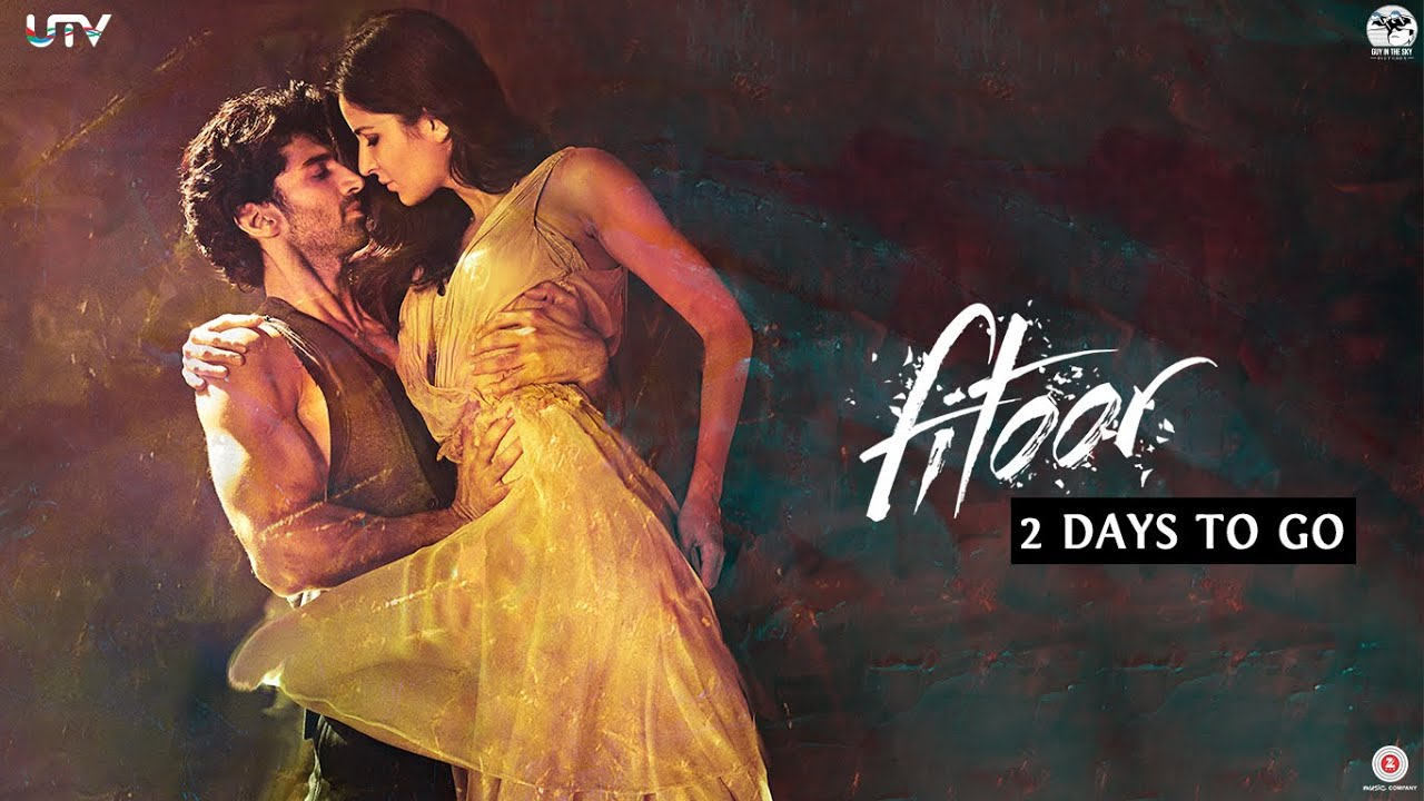 2 Days To Go | Aditya Roy Kapur & Katrina Kaif | Fitoor | In Cinemas Feb 12