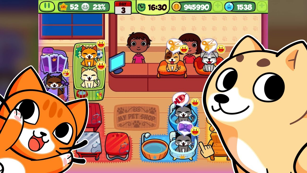 my Virtual Pet Shop Fun Kids