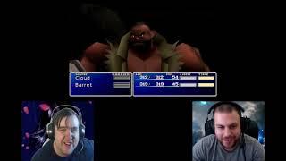 Final Fantasy VII Machinabridged (E1)   DarkStar Reacts