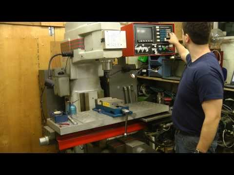 Tree Journeyman 325 CNC milling machine - Part 1