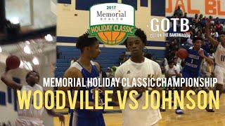 WOODVILLE TOMPKINS VS JOHNSON-MEMORIAL HOLIDAY CLASSIC CHAMPIONSHIP