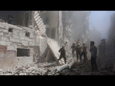 Death toll in Syria's Aleppo rises despite UN truce plea