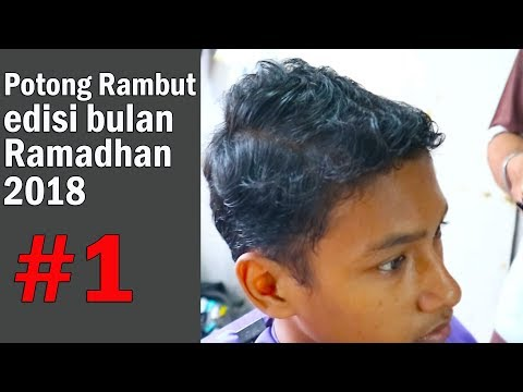 ilmu Potong Rambut Sepanjang Masa dari Indonesia ( step by step ) 2018