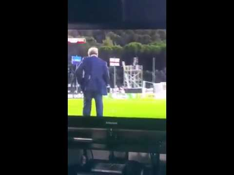 Roy Hodgson Sublime first touch!
