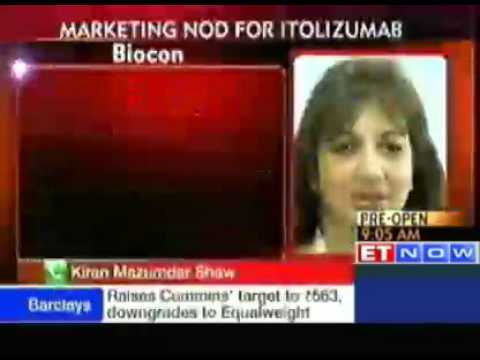 Biocon gets marketing authorization for Itolizumab drug