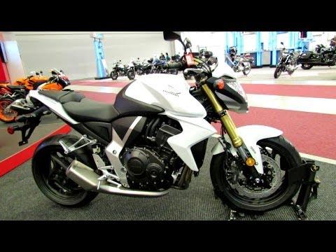 2013 Honda CB1000R - Walkaround - 2013 Montreal Motorcycle Show