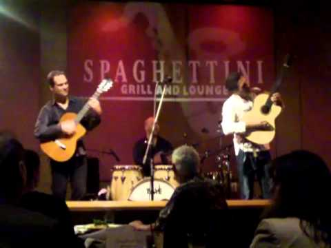 Johannes Linstead ~ performs Mango ~ Spaghettini
